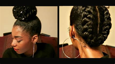 black hair information hairstyles 4 protective natural hairstyles to retain length black