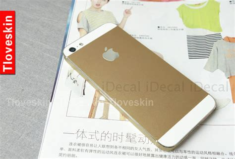 Apple Aufkleber Gold by Iphone Gold Iphone Decal