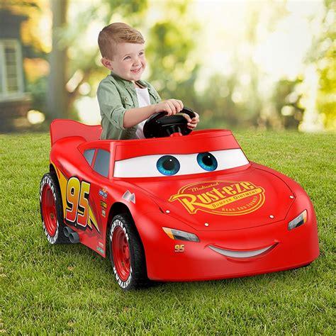 lighting mcqueen power wheels car power wheels disney pixar cars 3 lightning mcqueen best offer