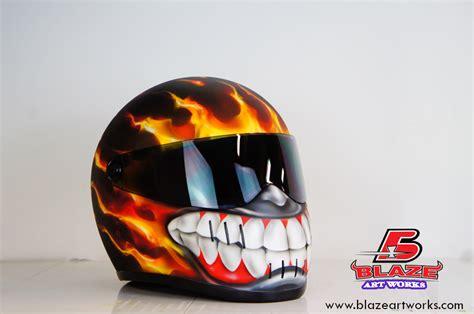 Motorradhelm Forstinger by Buy Smiley Motorcycle Helmets Blaze Artworks