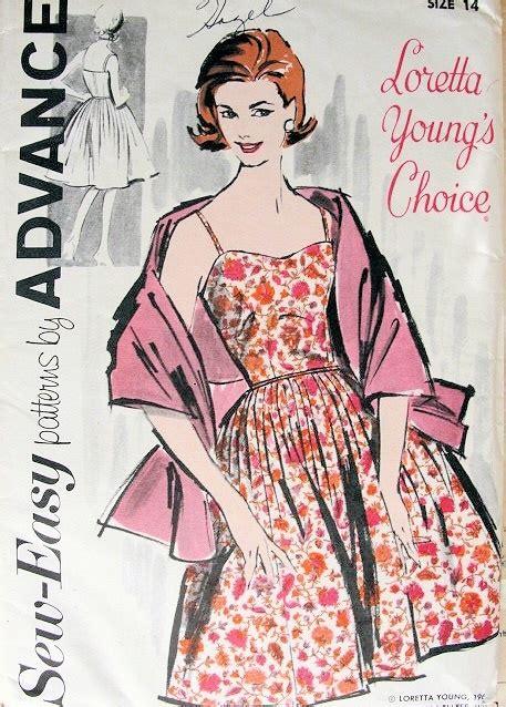 Lauretta Basic Dress 52 best ideas about vintage patterns on 1960s