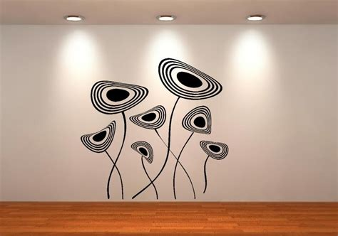 modern wall stickers 19 modern wall graphics images modern wall stickers