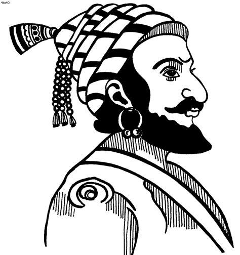 chhatrapati shivaji maharaj clipart hd