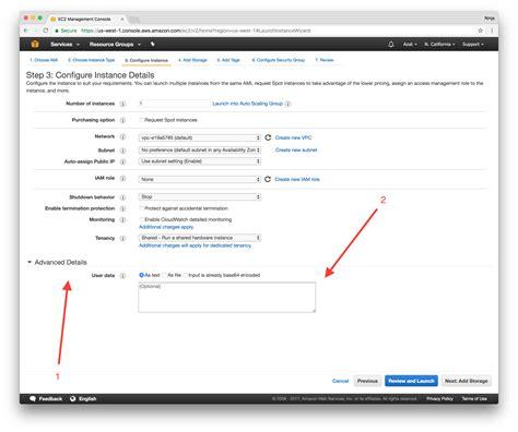 node js aws tutorial node aws ec2 web console tutorial node js hello world