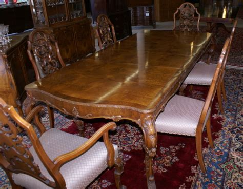 antique dining room furniture mahogany dining room furniture