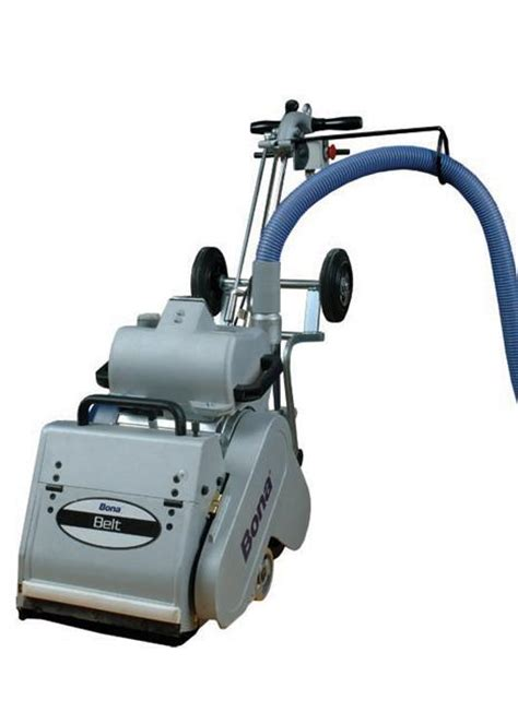 10 Inch Floor Machine - bona belt 10 inch floor sander with travel base each
