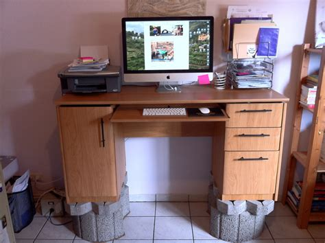 Raise A Desk by How I Made A Stand Up Desk Femfusion Fitnessfemfusion