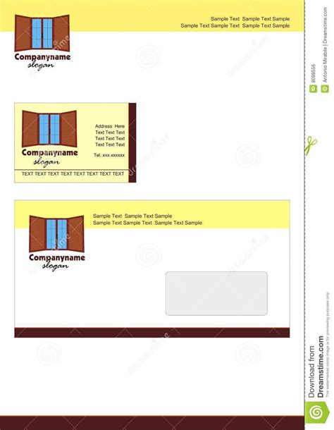 business card and letterhead vector pin free vector letterhead business cards