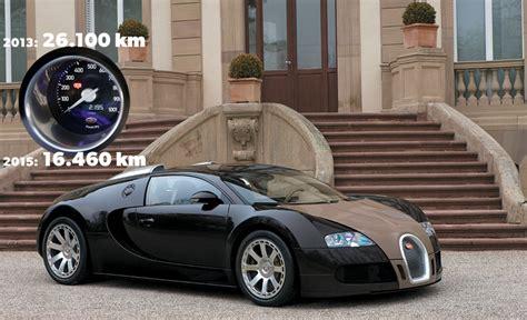 Auto Lackieren Bratislava by Gebrauchter Bugatti Veyron Verd 228 Chtiger Kilometerschwund