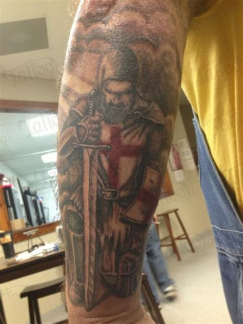 heaven light templar knights tattoos