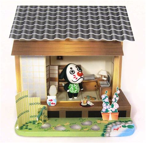 Papercraft Dollhouse - 17 best images about animal crossing on animal