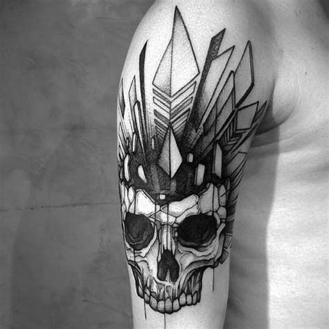 25 beautiful mens shoulder tattoo ideas on pinterest