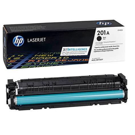 Toner 201 A Color Original hp 201a black original laserjet toner cf401a cartridge