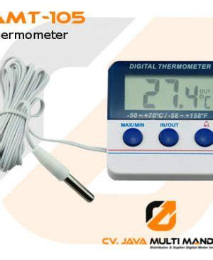 Digital Thermometer Amt 4103 T digital thermometer tbt 13h digital meter indonesia