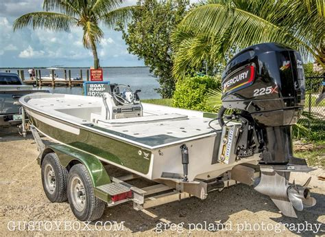 flats bay boats for sale 2003 20 ft lake and bay flats boat sold gus toy box