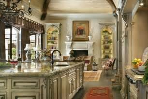 nice Old World Kitchen Cabinets #1: HabershamTulsaWittLivingFullKitchCustBookcases_2274.jpg