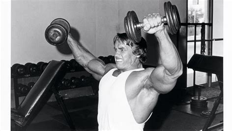 arnie bench press the ultimate arnold training guide muscle fitness