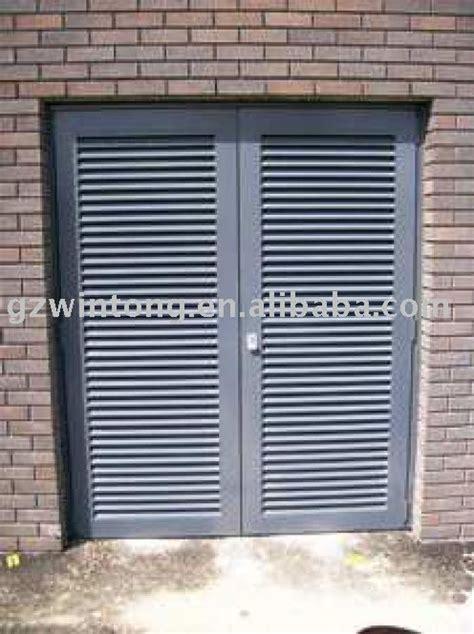 Louvered Exterior Door Best 25 Exterior Door Louvers Metal Aluminum Louvered Exterior Doors Exterior Louvered Door
