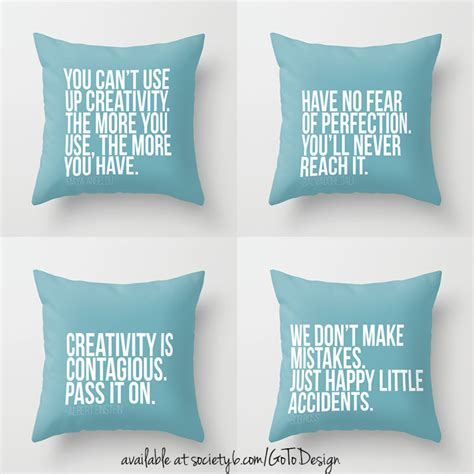 I Pillow Quotes by Designing Pillows Andrea S Notebook