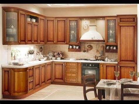 kerala style kitchen cabinet design  styles youtube