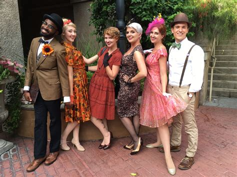 what is dapper day pictures dapper day at disney s hollywood studios