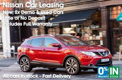 Nissan Employee Lease by Employee Car Leasing Schemes Solutions At Time4leasing