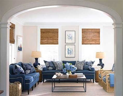navy blue living room decor 17 best images about lynn morgan navy couch navy blue