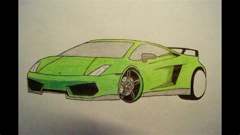 car lamborghini drawing how to draw a lamborghini youtube