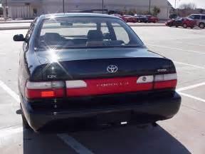 Toyota Corolla 1994 1994 Toyota Corolla Pictures Cargurus