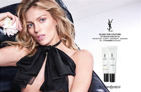Ysl Blanc Pur Couture yves laurent blanc pur couture uv protection spf 50