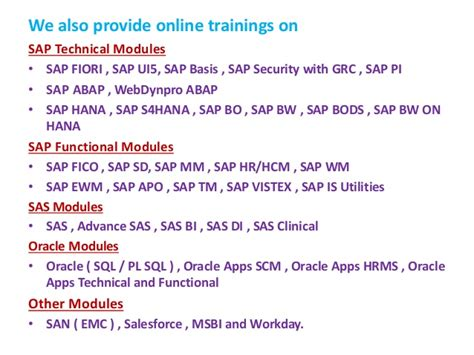 sap rfid tutorial sap wm online training classes sap wm training sap wm