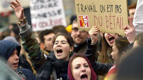 Imagenes Comicas En Contra Del Gobierno | francia el gobierno franc 233 s empieza a ceder ante la