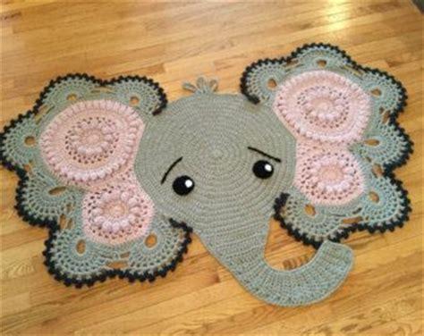 Elephant Rug For Nursery Crochet Pattern by Crochet Elephant Rug Free Pattern Dancox For