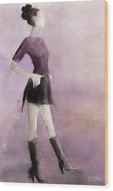 plum colored shirts in a plum colored shirt fashion illustration