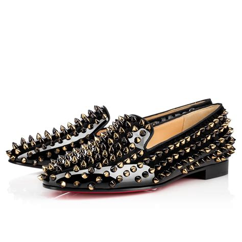 loafers with spikes black loafers with gold spikes knock shoes for sale
