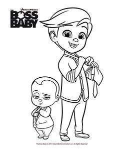 boss baby 2 like a boss president coloring pages printable print boss baby 2 like a boss president coloring pages