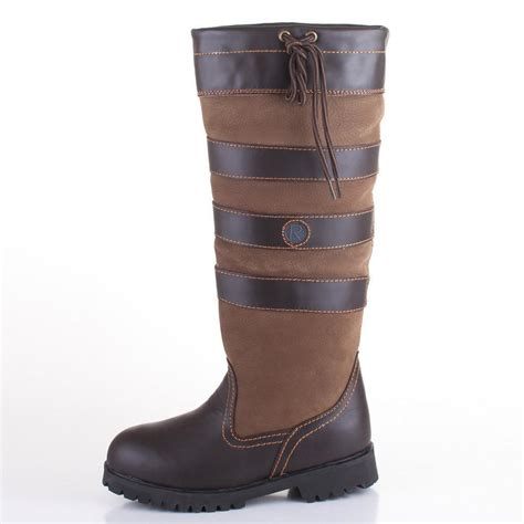 malham classic leather boots trading company