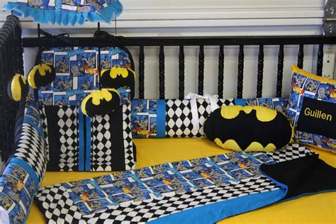 batman baby crib bedding set chandeliers pendant lights