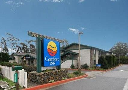 comfort inn corporate headquarters half moon bay comfort inn northern california motel