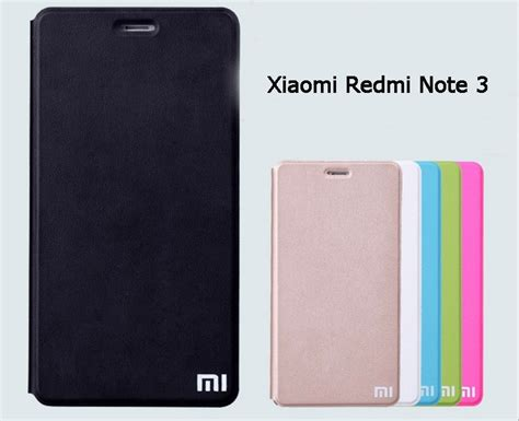 Termurah Xiaomi Redmi Note 4 Original Casing Luxury Leather Armor aliexpress buy for xiaomi redmi note 3 pro leather