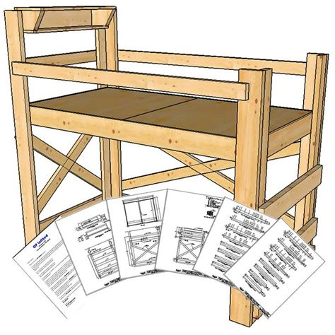 Pvc Bunk Bed Plans 25 Best Ideas About Size Loft Bed On Pinterest Loft Bed Loft Bed Diy Plans And