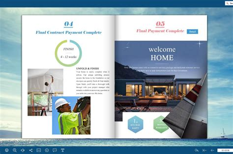 free brochure maker template free brochure maker no coding solution for digital