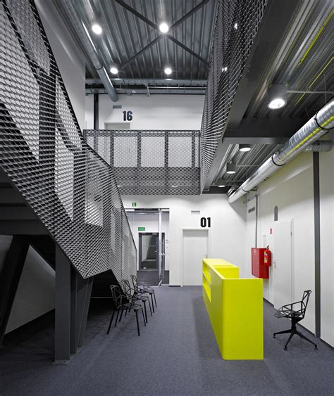 garage offices gallery of office garage ultra architects 15