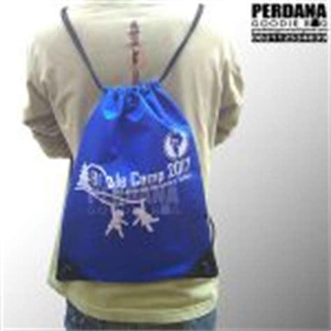 Tas Serut Drawstring Bag Fullprint Custom Murah Unik tas bahan taslan polyester klien mmx di jakarta selatan perdana goodie bag
