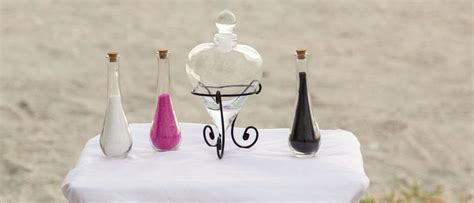 Wedding Ceremony Unity by What Is A Unity Sand Ceremony A Beautiful Wedding In