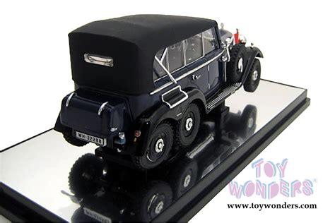 Diecast Replika Miniatur Merchedes 160 signature models premier miniature mercedes g4 1938 1 43 scale diecast model car blue