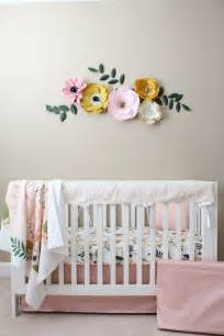Baby Bedding Floral Floral Crib Bedding Baby Bedding Modern By
