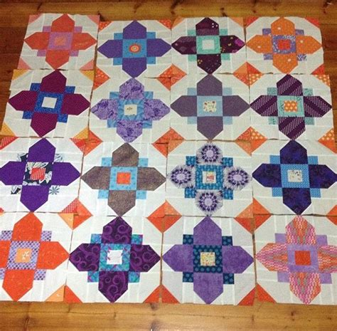 pattern for quatrefoil quilt block bhq by you january 2017 blossom heart quilts