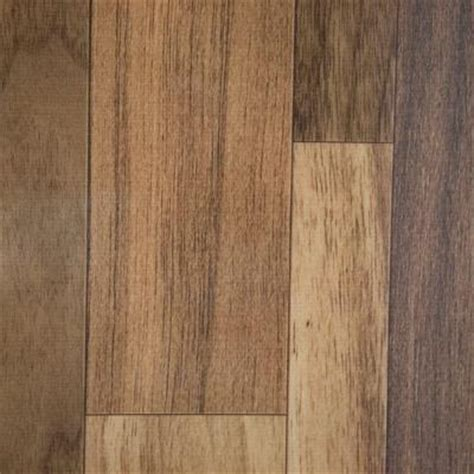 hdx walnut vinyl universal flooring 8 in x 10