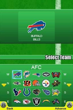backyard football user screenshot 10 for ds gamefaqs
